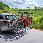 Porte-vélo attelage